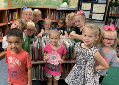 Windthorst Elementary School Students